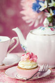 Afternoon tea — Stock Photo