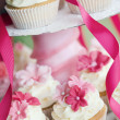 Wedding cupcakes - Lizenzfreies Foto