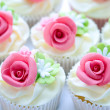 Wedding cupcakes — Stock Photo #3227386