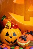 Halloween treats — Foto de Stock