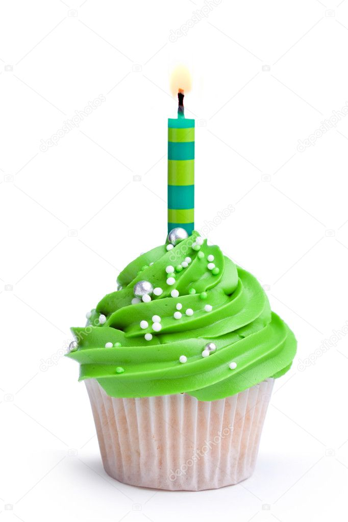 Cup Cake Vert
