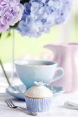 Afternoon tea — Stock Photo