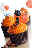 Halloween cupcakes — Foto de Stock