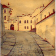 thumbnail of Old town street