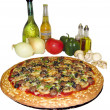 Pizza — Stock Photo #2889536