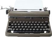 Typewriter — Stock fotografie