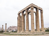The Temple of Zeus, Athens, Greece — Stock Photo