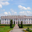 Castle of Polish magnate in Ukraine (XVIII-XIX) — Stock Photo