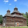 Old Ukrainian church — Stock Photo