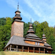 Old Ukrainian church — Stock Photo #3805722