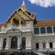Grand palace bangkok — Stock Photo