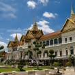 Grand palace bangkok - Stock Photo