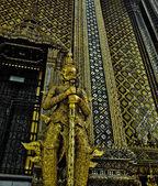 泰国佛教寺庙 wat phra 缴 — 图库照片