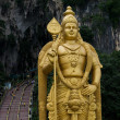 Hindu statue - Stock Photo