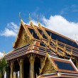 Thai buddhist temple Wat phra kaeo - Lizenzfreies Foto