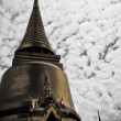 Thai temple — Stock Photo