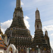 Stock Photo: Wat arun - temple of dawn
