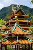 Buddist temple — ストック写真