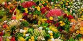 Easter flower arrangement — Stock Photo
