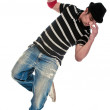 Breakdancer - Stock Photo