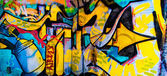 Grafitti background — Photo