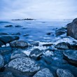 Stock Photo: Northern shoreline