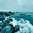 Northern shoreline — Foto Stock
