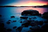 Northern shoreline — Stock Photo