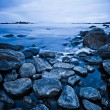 Northern shoreline — Stock Photo