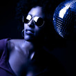 Disco chic - Stockfoto