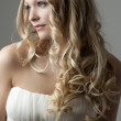 Blond bride - 