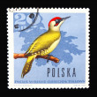 Foto Stock: Post stamp
