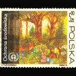 Post stamp — Foto de stock #3026125