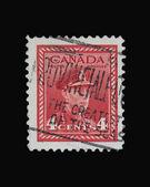 Poštovní známce — Stock fotografie
