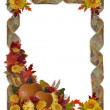 Thanksgiving Autumn Fall Background — Stock Photo #2774753