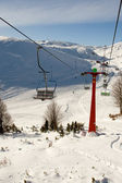 Ski center Mavrovo, Macedonia — Foto Stock