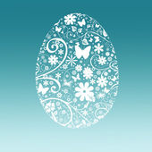 Abstract Easter Egg — Stock Photo