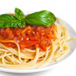 Royalty-Free Stock Photo: Spaghetti alla Bolognese