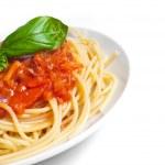 Spaghetti alla Bolognese — Stock Photo #3061425