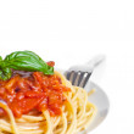 Spaghetti alla Bolognese — Stock Photo #3061470
