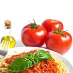 Spaghetti alla Bolognese — Stock Photo #3061511