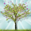 Spring Tree — Stock Photo #3073866