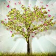 Spring Tree - Foto de Stock  