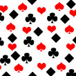 Stock Photo: Poker background