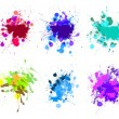 Paint Splats — Stock Photo #3181478