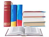 Boeken — Stockfoto