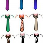 Tie — Stock Vector