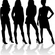 Fashion — Vector de stock #3693998