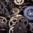 Royalty-Free Stock Photo: Mechanical Gears