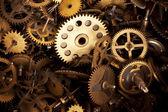 Mechanical Gears — Stock Photo